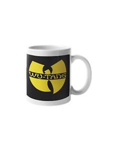 WU- TANG 11 oz Mug Ceramic Novelty Design Wu Tang Clan Themed Icon Gift
