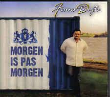 Frans Duijts-Morgen Is Pas Morgen Promo cd maxi single