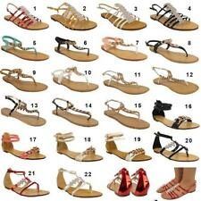Unbranded Evening T Bars Sandals & Beach Shoes for Women