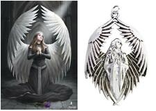 Anne Stokes Prayer for the Fallen Necklace Carpe Noctum Collection Licensed