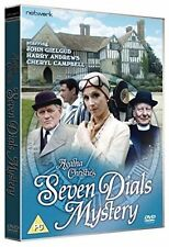 Agatha Christie's The Seven Dials Mystery DVD Region 2