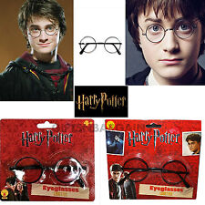 Harry Potter Eyeglasses Book Week Costume Accessory Lunettes Spectacles Round