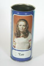 Tennent's Girl Beer Can - Lee