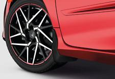 Honda TBJ Civic 2dr Si Coupe Splash/ Mud Guard Set    2017- 2019   08P00-TBJ-100