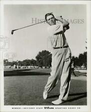 1959 Press Photo Golfer Fred Hawkins - hps25296