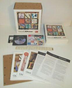 QuarkXPress for Macintosh 4.03 & 4.1 - Publishing Software