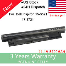 68a3b0c406f 6 Cell Laptop Battery for Dell Inspiron 3521 5521 5421 3721 Mr90y Type  XCMRD US