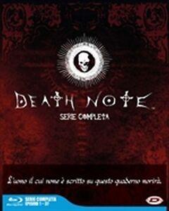 Death Note - Serie Completa (5 Blu-Ray Disc) - ITALIANO ORIGINALE SIGILLATO -