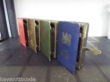 vintage post office saving key, bank safe key (KEY ONLY)