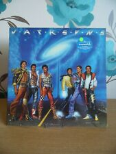 THE JACKSONS VICTORY 1ST ISSUE 1984 UK EPIC VINYL LP EPC 86303