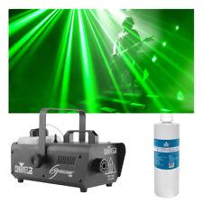 Chauvet DJ Lighting Hurricane 1000 Compact Fog Machine w/ Quart Fluid Package