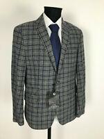 Stones Slim Fit Sakko Jacket Gr.50 Schurwolle NEU mit Etikett