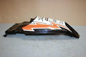 KTM LC4 640, Kotflügel hinten