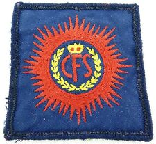 c1980's OBSOLETE SOUTH AUSTRALIA CFS COUNTRY FIRE SERVICES PATCH.