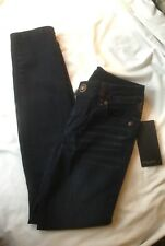 Ladies  stretch style Squin design Jeans    size 3   by Baby Phat