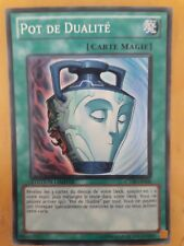 Pot de Dualité (Pot of Duality) Yu Gi Oh CT08-FR008