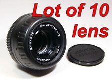 zenitar-k k2 mc 2/50mm für kameras mit pentax-k bajonett-menge 10 objektiv