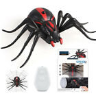 Remote Control Infrared RC Toy Simulation Mock Spider Scary Novelty Kid Gift New
