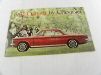 Vintage Original 1962 Chevrolet Corvair - Monza 700 500 Greenbrier Brochure