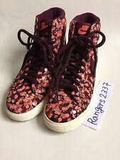 Nike Womens Blazer X Liberty Art Fabrics 529037-600 Size US 5.5