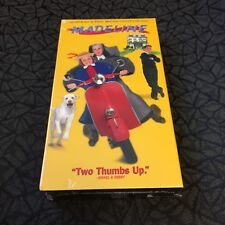 Madeline VHS 1998 Closed Captioned Frances McDormand Childrens Movie Video Paris