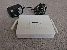 MicraDigital by Belkin 802.11g ADSL Modem & Wireless Router
