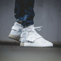 adidas Originals Tubular Invader Strap Camouflage Sneaker Herren Schuhe BB8394