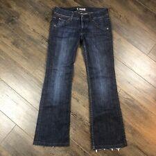 Hudson Flare Blue Jeans Pants Denim ((size 27))
