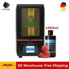 De Anycubic SLA Photon 3D impresora 405nm UV resina Tamaño Impresión 1L Resin
