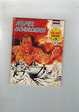 VALIANT PICTURE LIBRARY No. 104 Repel Boarders (1967 comic)