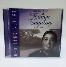 Heritage Series: The Best Of Ruben Tagalog Vol 2 Filipino Cd