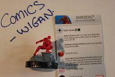 heroclixs marvel DAREDEVIL M15-014 Wizkids Marvel Knights op kit le