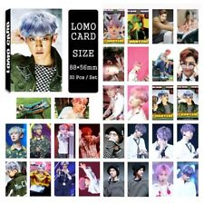 30pcs/set Kpop EXO CHANYEOL Photo Card Poster Lomo Cards