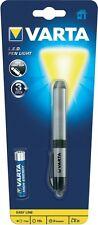 LED Stiftlampe Varta -Penlight 11 m Aluminiumgehäuse Lupen-Linse  NEU & OVP