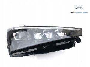Skoda Scala Headlight Vollled Left Top Condition