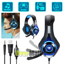 Over-ear Gaming Headset Stereo Headphone For PS4/Nintendo Switch/Xbox One/Laptop