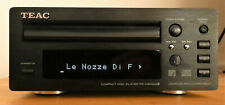 Teac PD-H300mk3 HiFi CD-Player CD-R, CD-RW, mp3, Optischer Digitalausgang