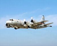 NAVY P-3 / P3-C ORION AIRCRAFT 8x10 SILVER HALIDE PHOTO PRINT