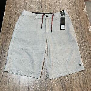 O'Neill Surf Hybrid Board Shorts Mens Size 30 NWT Retail $50 #54084