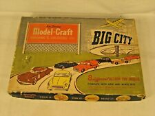 Vintage Kay Stanley'S Model Craft Big City Molding Set No. 201