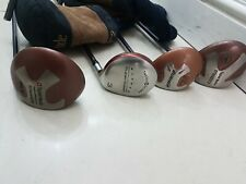 Job lot of 4 TAYLORMADE  DRIVER & wood
