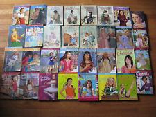 American Girl Large Book Lot 30-plus Isabelle Kanani Cecile Saige Julie Rebecca