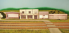 HO scale OLD BUILDINGS 3   background building flat