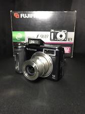 Fuji FinePix E900 Digital Camera 9.0 Mega Pixel 4x Optical Zoom 7.2-28.8mm Black