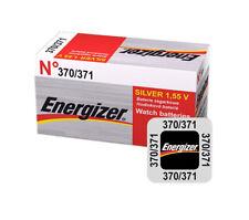 1 x energizer 370 371 AG6 batterie 1.5V argent montre pièce bouton SR920W SR69 G6