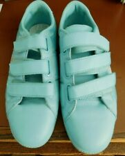 Womens Turquoise Lacoste Sport Sneakers-Size 6-Preowned But In Nice Condition Mg