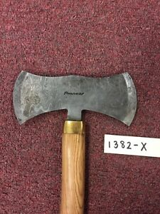 """Pioneer Custom Hand Made Axe,with Brass Guard 16.5"""" PT-1382"""
