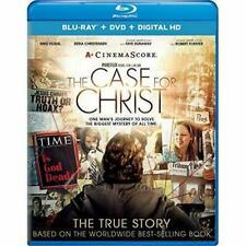 The Case for Christ (Blu-ray/Dvd, 2017, 2-Disc Set) New Factory Sealed