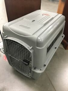 Petmate Sky kennel ULTRA airport approved crate X-Large pet USED 100% complete