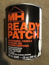 Zinsser 04424 MH Ready Patch Spackling & Patching Compound. 1 qt. Quart